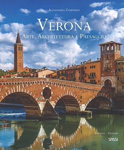 9788868605285: Verona. Arte, architettura e paesaggio. Ediz. italiana e inglese