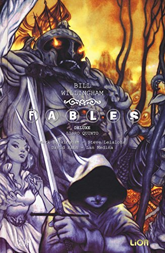 9788868737689: Fables deluxe: 5 (DC Deluxe)