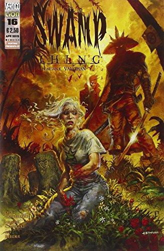 9788868738655: Swamp Thing