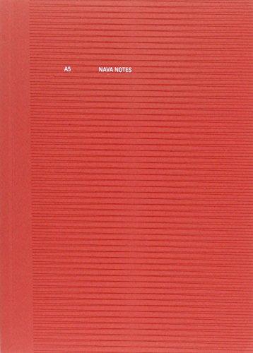 9788868780777: Nava Notes A5 Notebook Raspberry