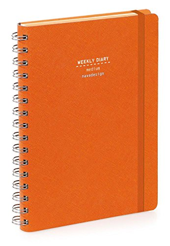 NAVA 2015 Diary Weekly Medium Orange: Croatto, Artemio