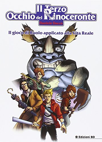 Il terzo occhio del rinoceronte: Daniele Daccò; Ivan