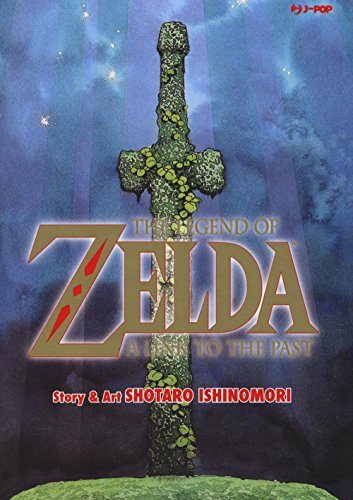 9788868834074: The legend of Zelda. A link to the past (J-POP)