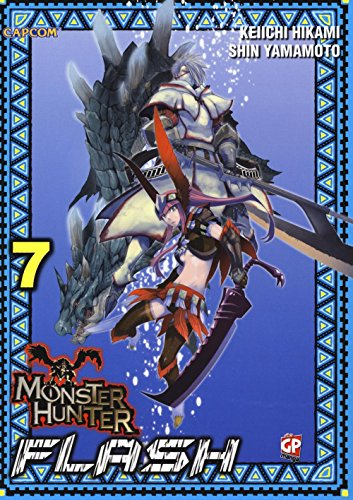 9788868835286: Monster Hunter Flash