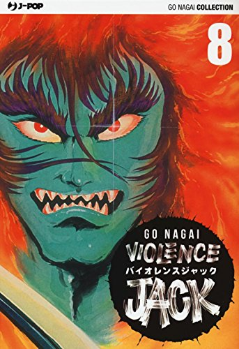 9788868835811: Violence Jack. Ultimate edition: 8 (J-POP)