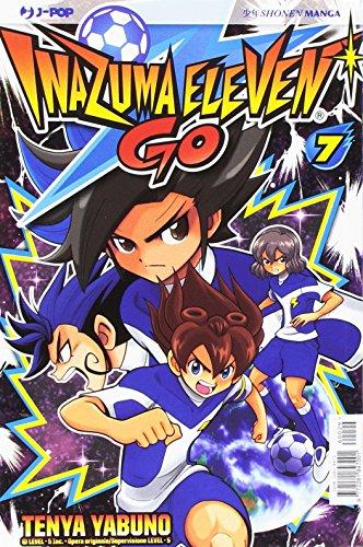 9788868836658: Inazuma eleven go: 7 (J-POP)
