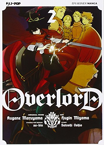 9788868837013: Overlord: 2 (J-POP)