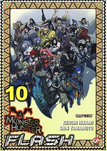 9788868837037: Monster Hunter Flash: 10