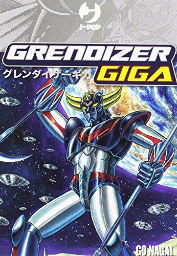 9788868838416: Giga Grendizer vol. 1-2 (J-POP)
