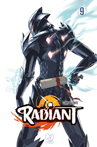 9788868839307: Radiant: 9: Vol. 9