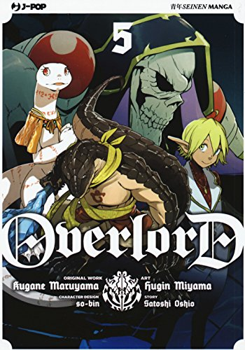 9788868839536: Overlord (Vol. 5)