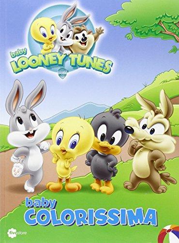 9788868860356: Baby colorissima 2. Baby Looney Tunes. Ediz. illustrata