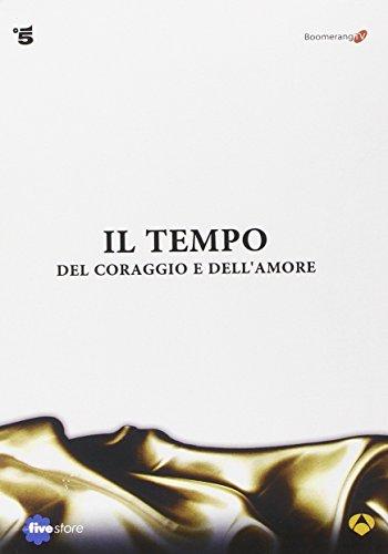 9788868860684: il tempo del coraggio e dell'amore () (4 dvd) box set dvd Italian Import