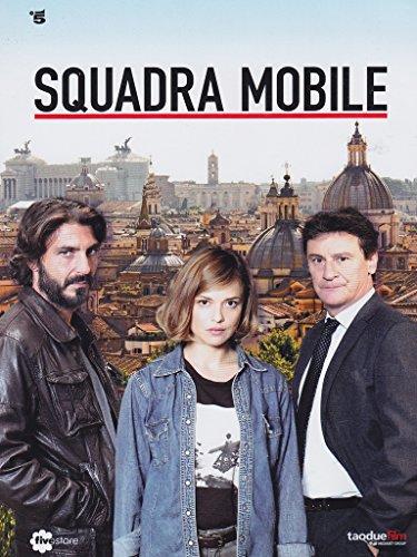 9788868861124: Squadra mobile [Italia] [DVD]