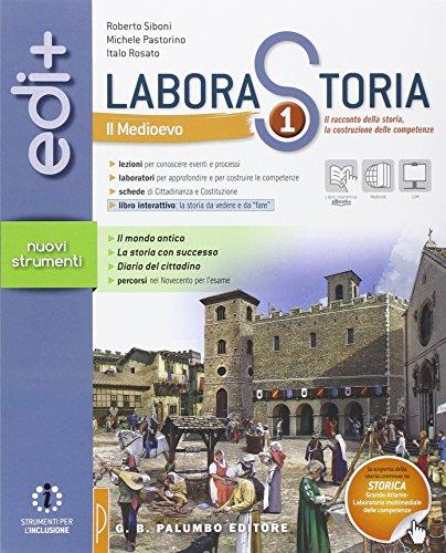 9788868891718: Laborastoria edi+. Per la Scuola media. Con e-book. Con espansione online: 1
