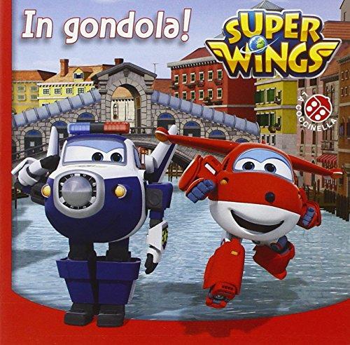 9788868903626: In gondola! Super Wings
