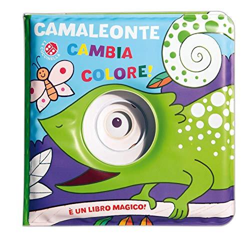 9788868905385: Camaleonte cambia colore! Ediz. a colori