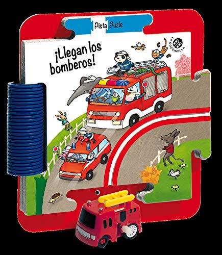 9788868907822: Llegan los bomberos (Pista puzle)