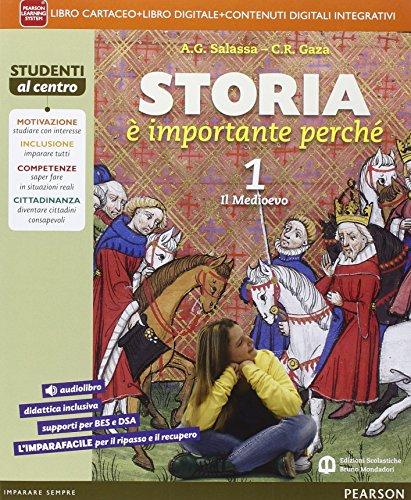 9788869101120: Storia è importante perché. Per la Scuola media. Con e-book. Con espansione online (Vol. 1)