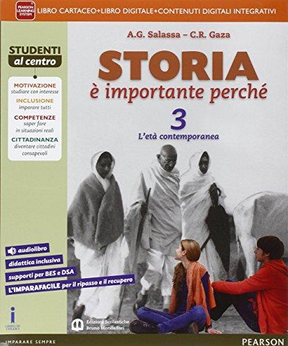 9788869101144: Storia è importante perché. Per la Scuola media. Con e-book. Con espansione online: 3