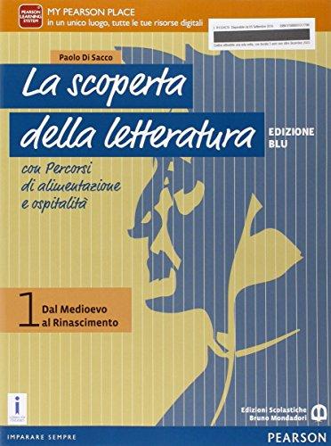 9788869101779: Letteratura professionali. Per la Scuola media. Con e-book. Con espansione online (Vol. 1)