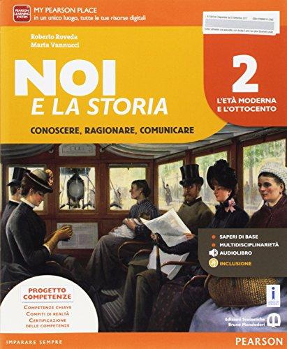 9788869103063: Noi e la storia. Per la Scuola media. Con e-book. Con espansione online: 2