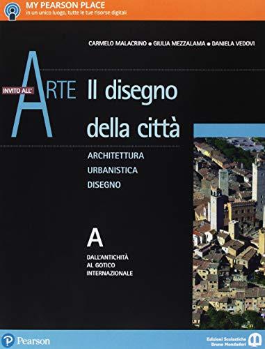 9788869103247: Invito all'arte. Ediz. azzurra. Per le Scuole superiori. Con e-book. Con espansione online: Vol. 1