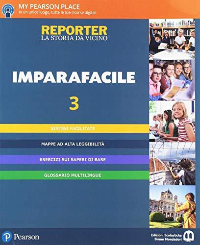 9788869103681: Reporter. Ediz. activebook. Con Passaporto delle competenze. Per la Scuola media. Con ebook. Con espansione online: 3