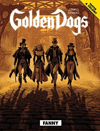 9788869112577: GOLDEN DOGS #01 - GOLDEN DOGS