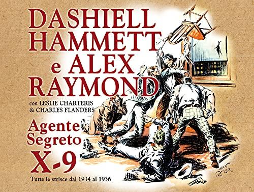 9788869113994: Agente segreto X-9. Tutte le strisce dal 1934 al 1936 (Cosmo books)