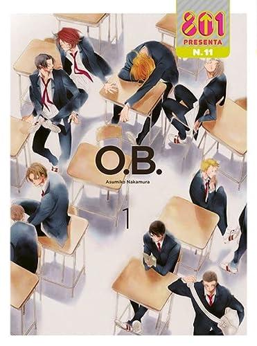 9788869134388: Compagni di classe. O. B. (Vol. 1)