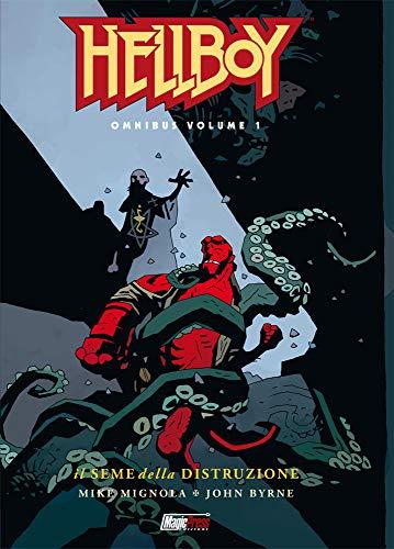 9788869135392: Hellboy Omnibus Vol.1: Il seme della distruzione