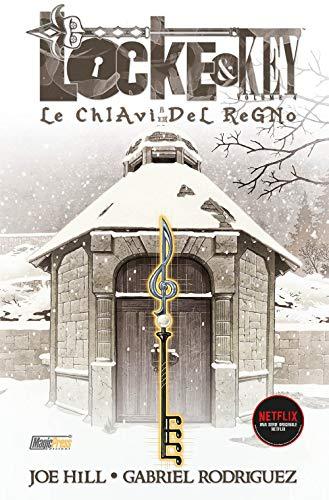 9788869136337: Locke & Key vol.4 Nuova Edizione: Le chiavi del regno
