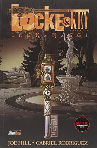 9788869136344: Locke & Key vol.5 Nuova Edizione: Ingranaggi