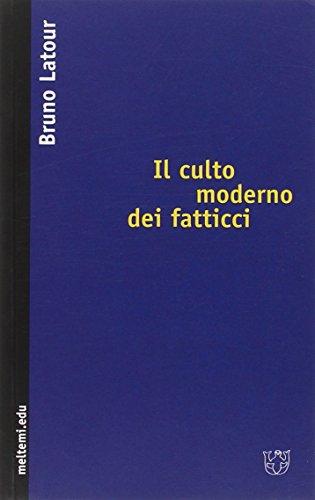 9788869161520: Il culto moderno dei fatticci (Meltemi.edu)