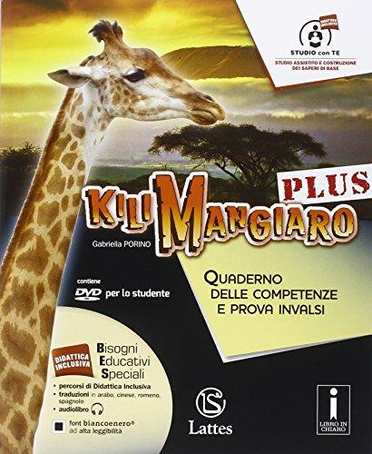 9788869170416: Kilimangiaro plus. Quaderno delle competenze-Prova INVALSI. Per la Scuola media. Con e-book. Con espansione online