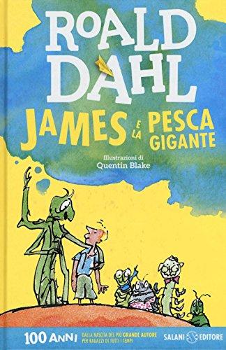 9788869186349: James e la pesca gigante