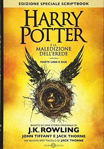 9788869187490: Harry Potter e la maledizione dell'erede. Parte uno e due. Scriptbook. Ediz. speciale