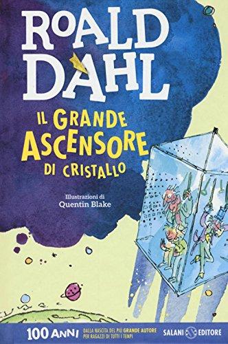 9788869188718: Il grande ascensore di cristallo (Istrici Dahl)