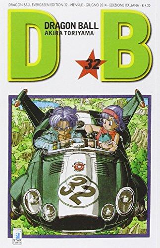 9788869200274: Dragon Ball. Evergreen edition: 32