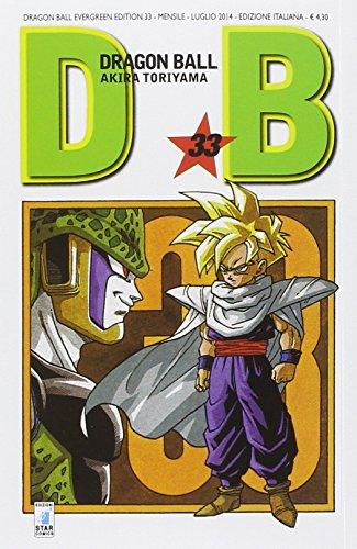 9788869200519: Dragon Ball. Evergreen edition: 33