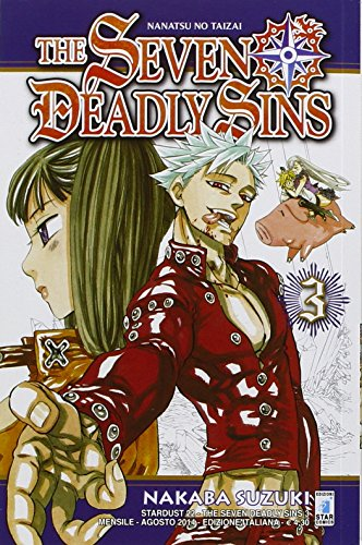 9788869200908: The seven deadly sins: 3