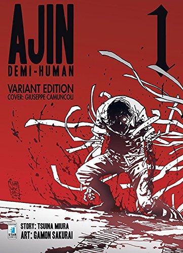 9788869202940: Ajin. Demi human. Ediz. limitata (Vol. 1)
