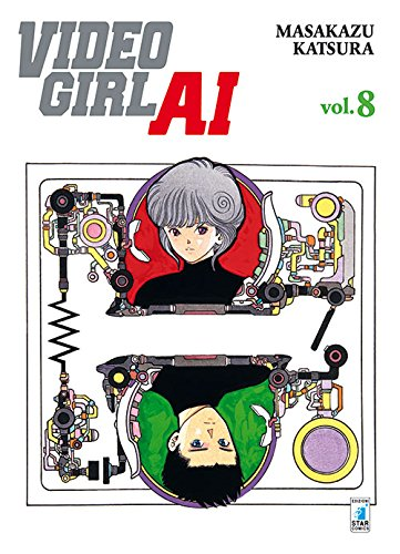 9788869202964: Video Girl Ai. New edition (Vol. 8)
