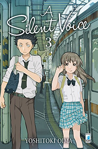 9788869204302: A silent voice: 3 (Kappa extra)