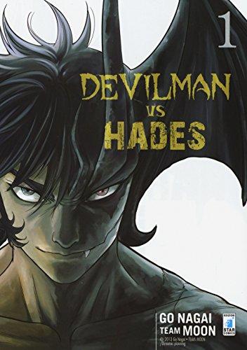 Devilman vs. Hades: 1 Nagai, Go; Cellie, E. and Toba, C.
