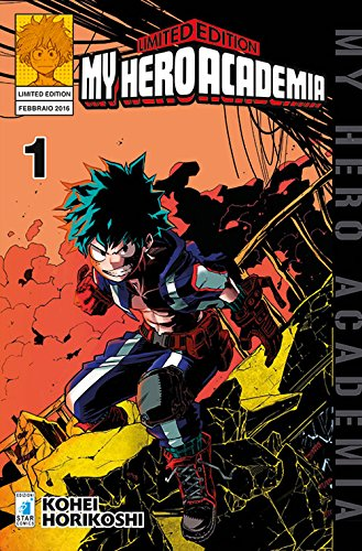 9788869206146: My Hero Academia. Limited edition