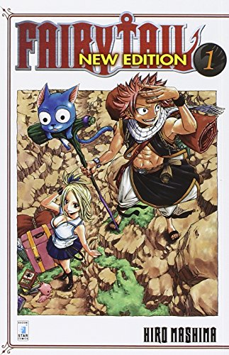 9788869206276: Fairy Tail. New edition: 1