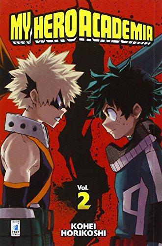 9788869206795: My Hero Academia: 2 (Dragon)