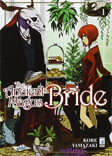 9788869206962: The ancient magus bride (Vol. 1)